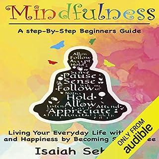 Mindfulness audiobook cover art