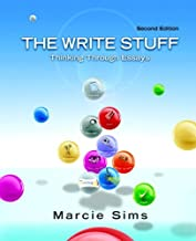 The Write Stuff: Thinking Through Essays (with MyWritingLab Pearson eText Student Access Code Card) (2nd Edition)