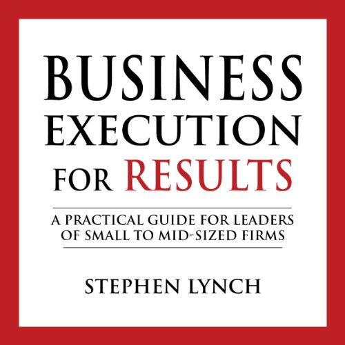 Business Execution for Results cover art