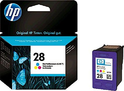 HP Ink Cartridge C8728AE 3-Colour Capacity 23ml