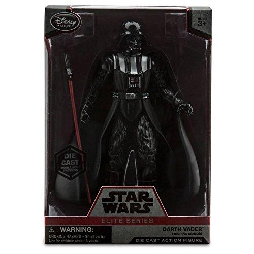 Disney Star Wars Exclusive 6.5'' Elite Series Die-Cast Figure Darth Vader by