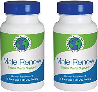 Male Renew with All Natural Kaempferia Parviflora (KP) clinically Proven to Light up Lagging libidos! Please Your Partner & Improve Your Cardio Situation and Enjoy Many Healthy Active Years Together