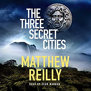 The Three Secret Cities                   By:                                                                                                                                 Matthew Reilly                               Narrated by:                                                                                                                                 Sean Mangan                      Length: 13 hrs and 21 mins     125 ratings     Overall 4.7