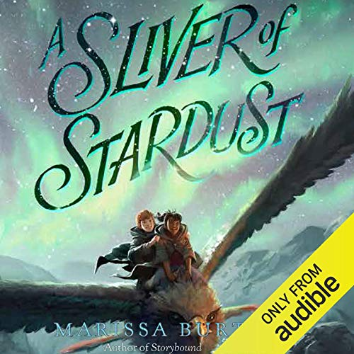 A Sliver of Stardust audiobook cover art