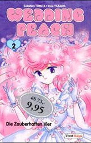 Wedding Peach, Bd.2, Die Zauberhaften Vier