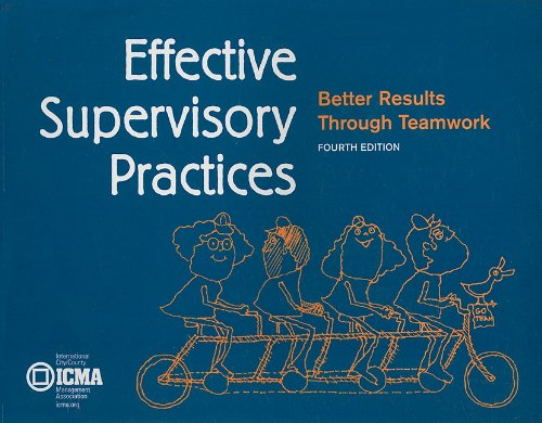 Effective Supervisory Practices: Better Results Through...