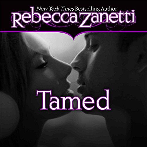 Tamed audiobook cover art