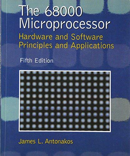 The 68000 Microprocessor (5th Edition)