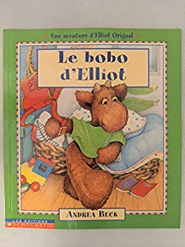 Paperback Bobo d''Elliot Le [French] Book