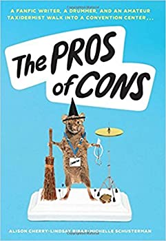 Paperback The Pros of Cons Book