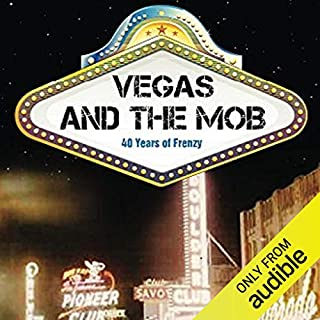 Vegas and the Mob audiobook cover art