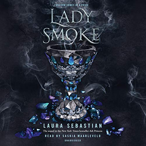 Page de couverture de Lady Smoke