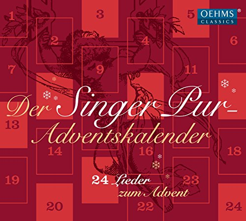 Adventskalender: 24 Lieder zum Advent