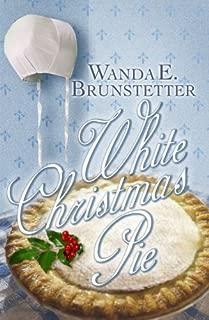 White Christmas Pie (Center Point Christian Romance (Large Print))