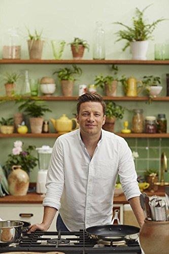 Jamie Oliver Cookware Range Pestle and Mortar, Natural Granite/Dark Grey, 15 cm