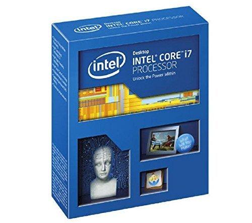 Intel Procesador de CPU i7 5930K (3,50 GHz, caché de 15 MB, 140 W, Socket 2011-V3) (renovado)