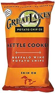 Buffalo Wing Potato Chips