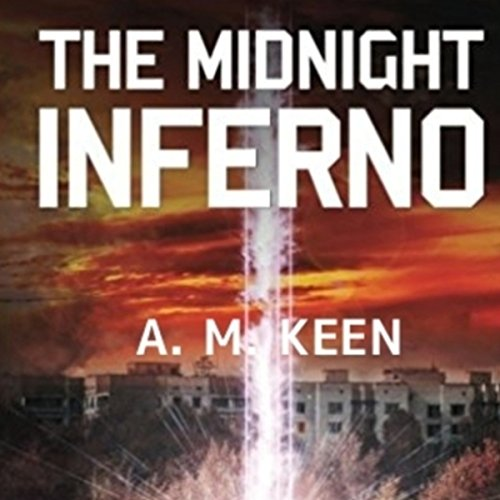 The Midnight Inferno audiobook cover art