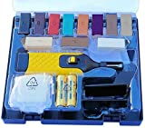 VABIONO Juego de reparación para azulejos, gres, baldosas, baños (pared y suelo), mármol y macetas de cerámica.