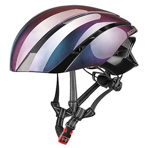 ROCK BROS Adult Bike Helmets Road Bike Helmet for Women Men Cycling Bicycle Helmet Lightweight Youth Mountain Safety Helmet