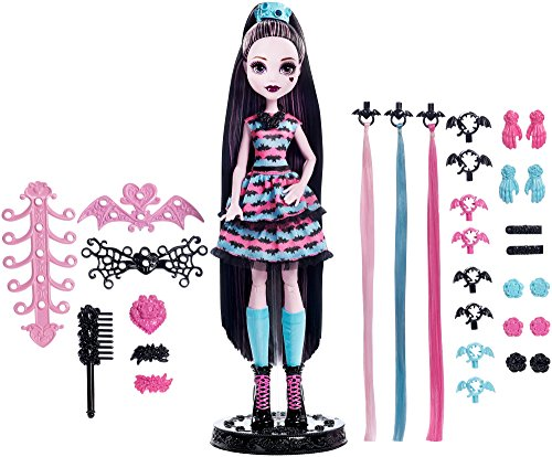 Monster High - Vampipeinados, muñeca...