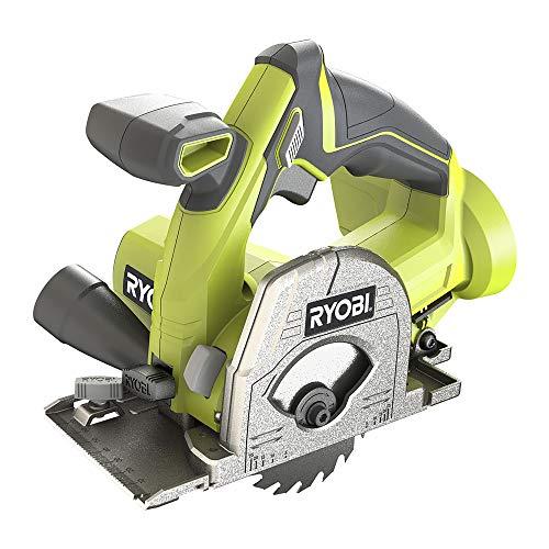 Ryobi R18MMS-0 ONE+ Cordless Multi Material Saw (Bare Tool), 18 V