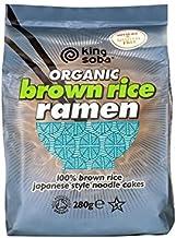 King Soba Brown Rice Ramen Noodles 280g
