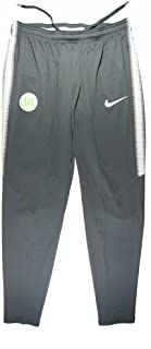 Authentic Men's VfL Wolfsburg Football/Soccer Dry Squad Training Pants 17/18