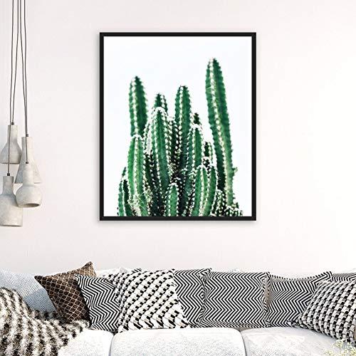 Cactus Wall Art Cacti Print Zuidwesterse ruimtedecoratie grote cactus voor afdrukken digitaal downloaden Boho Print kinderkamer muurkunst cactus print