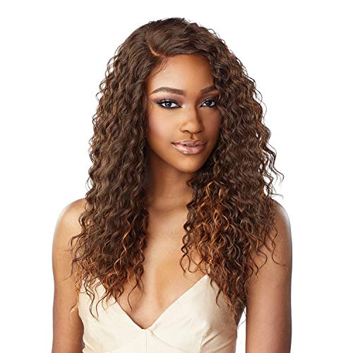 Sensationnel butta lace Virtually Undetectable HD LACE Pre Plucked Wider Parting Ear To Ear BUTTA UNIT 10 (1B)
