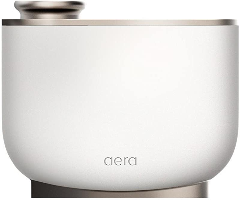 Aera Touch Diffuser For Essential Oils And Home Fragrances Home Deodorizing System Adjustable To Any Living Space Works Exclusively With Aera Capsules Capsules Not Included Manual Interface