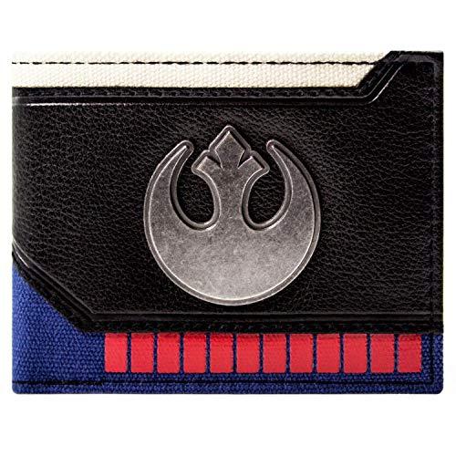 Star Wars Han Solo Suit Up Rebel Noir Portefeuille