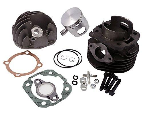MALOSSI 112ccm Zylinder Kit für Vespa Ape, PK 50 XL1/XL2, PK/PK HP 50, Special 50