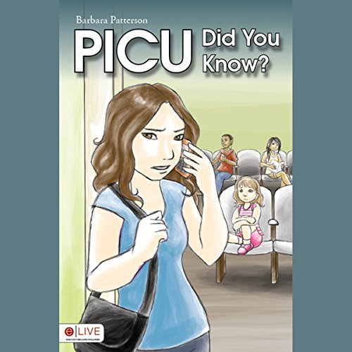 PICU Did You Know? audiobook cover art