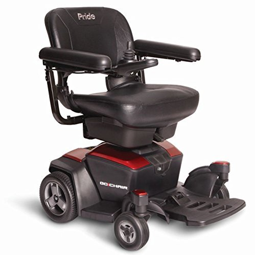 Pride Mobility GO CHAIR Electric Wheelchair