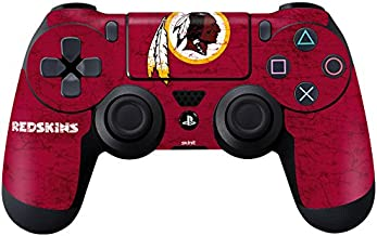 SkinIt Decal Gaming Skin for Sony Playstation 4/PS4 Dual Shock4 Controller - Distressed NFL