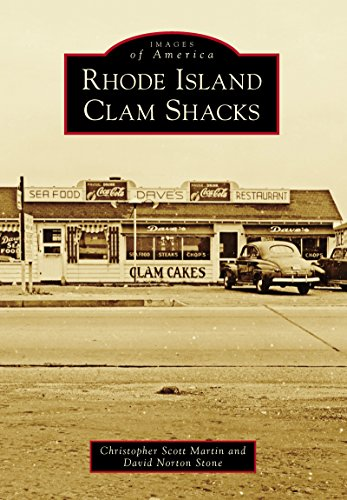 Rhode Island Clam Shacks (Images of America) (English Edition)