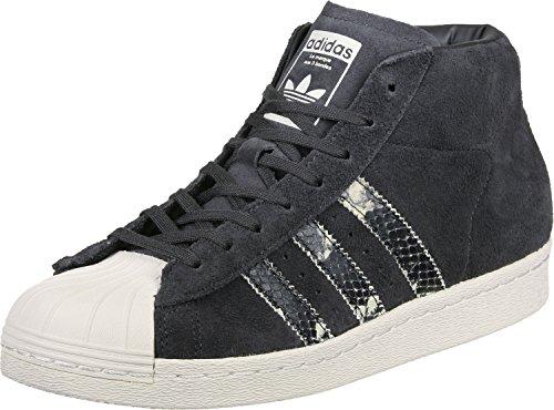 adidas, Donna, PRO Model, Suede/Pelle, Sneakers Alte, Grigio, 36