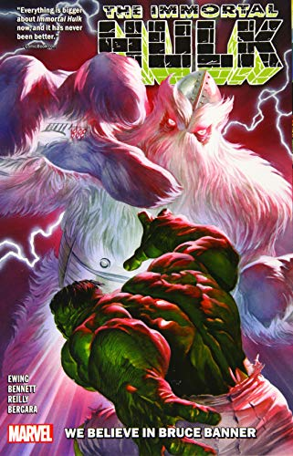 Immortal Hulk Vol. 6: We Believe In Bruce Banner