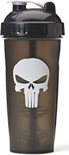 PERFORMA Hero Series Marvel Shakers Shaker à protéines 800 ml Punisher