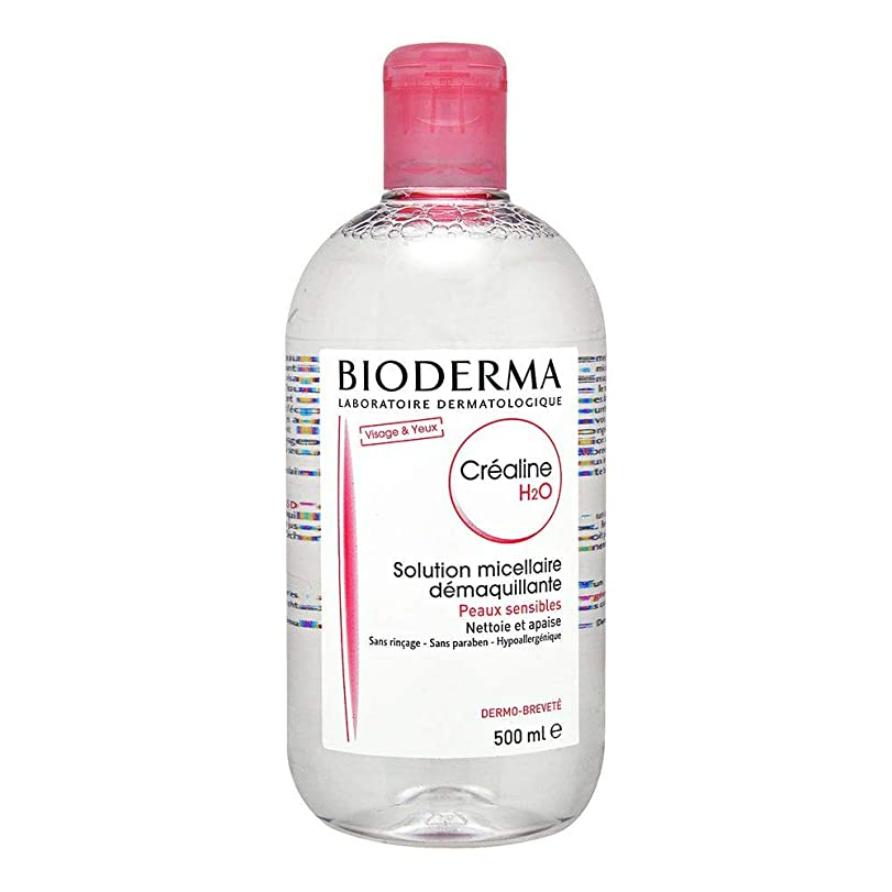 不健康家庭作者ビオデルマ(Bioderma) クレアリヌ H2O ソリューション ミスレール(全ての肌用) [並行輸入品]