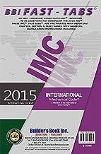 2015 International Mechanical Code Fast-Tabs