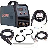 TIG-185HF, 185 Amp TIG Torch Stick Arc DC Inverter Welder, High Frequency & High Voltage 100% Start, 95~260V Wide Voltage Welding Machine.