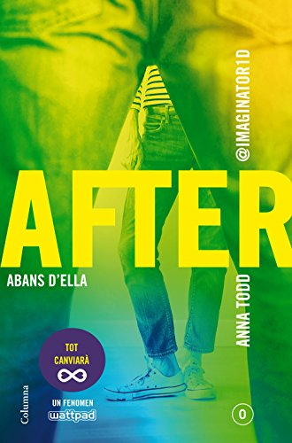 After. Abans d'ella (Sèrie After 0) (Edició en català) (Clàssica)