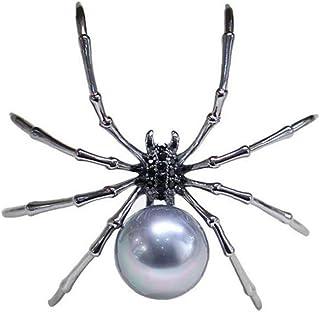 Madre De Estilo Victoriano Estilo De Pearl Cuerpo Y Micro Pave Insectos Y Aninmal Broche