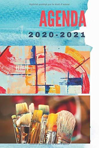 AGENDA 2020-2021: Jouralier étudiant/ professionel/ collège/ lycée