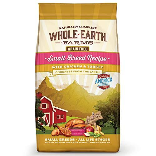Whole Earth Farms Grain Free Small Breed Dry Dog Food