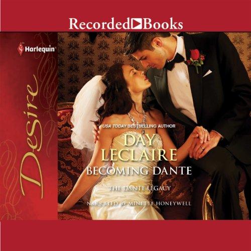 Becoming Dante audiobook cover art
