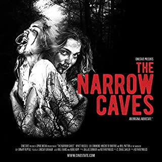 The Narrow Caves audiobook cover art