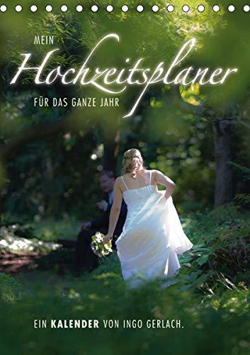 Mein Hochzeitsplaner für das ganze Jahr. (Tischkalender 2021 DIN A5 hoch)